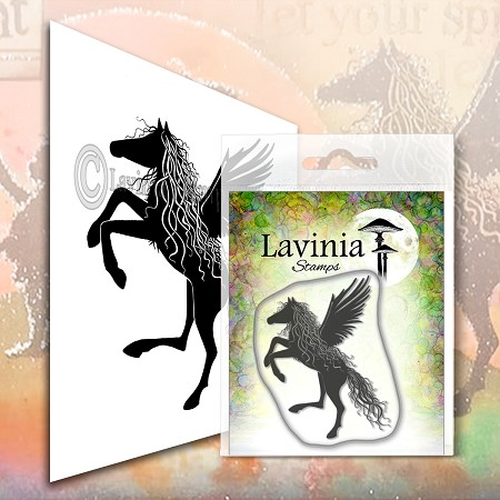 Lavinia Stamps - Clear Stamp - Zanor