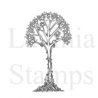 Lavinia Stamps - Clear Stamp - Zen Tree