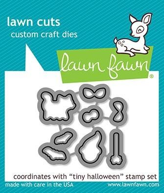 Lawn Fawn - Die - Tiny Halloween
