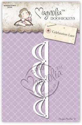 Magnolia Dookickeys - Die - Celebration Lace