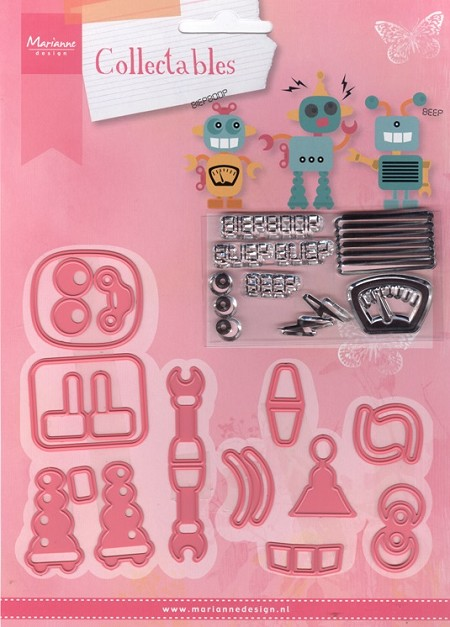 Marianne Design - Collectables Die - Robot