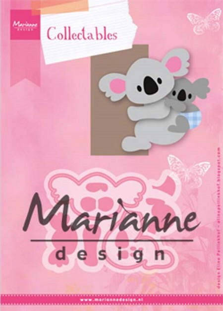 Marianne Design - Collectables Die - Koala & Baby