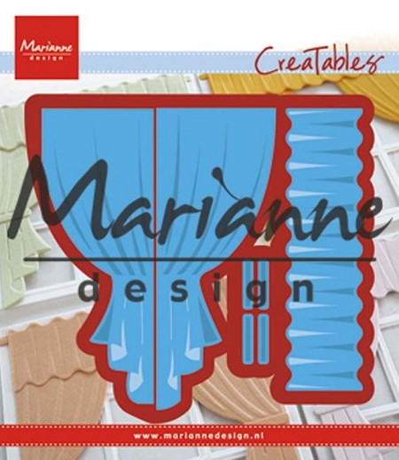 Marianne Design - Creatables Die - Curtains