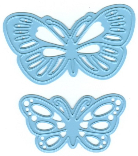 Marianne Design - Creatables Die - Tiny's Butterflies 2