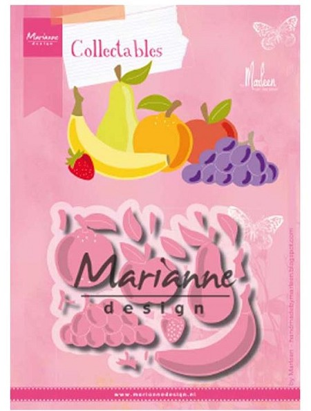 Marianne Design - Collectables Die - Fruit by Marlene