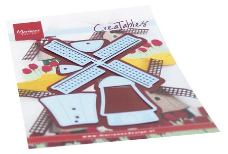 Marianne Design - Creatables Die - Build-A-Windmill