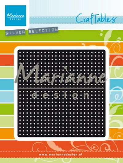 Marianne Design - Craftables Die - Cross Stitch Square
