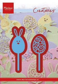 Marianne Design - Creatables Die - Easter Pins