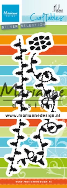 Marianne Design - Craftables Die - Marleen's Christmas Lights
