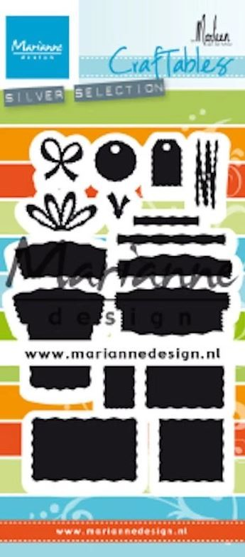 Marianne Design - Craftables Die - Marleen's Presents