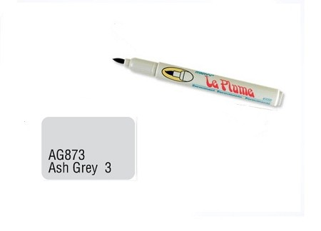 Marvy Alcohol Markers - Ash Grey