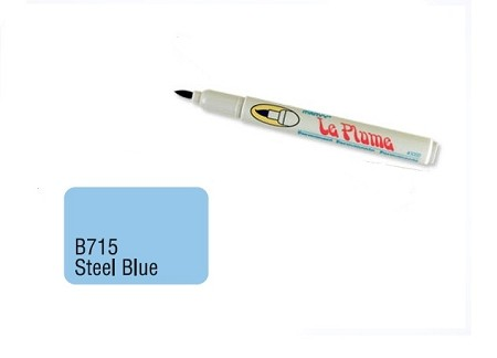 Marvy Alcohol Markers -Steel Blue