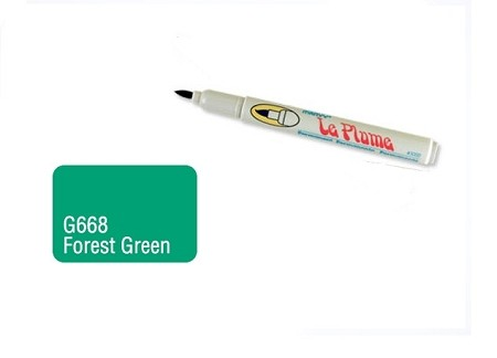 Marvy Alcohol Markers - Forest Green