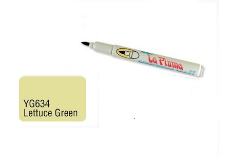 Marvy Alcohol Markers - Lettuce Green