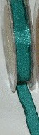 "May Arts Ribbon - 1/4"" Woven Iridescent - Forest Green (Price per yard)"