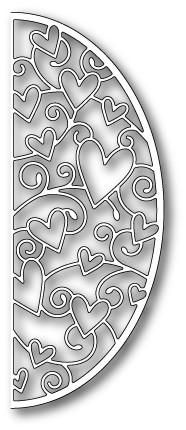 Memory Box - Die - Loving Hearts Arch