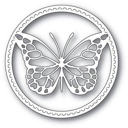Memory Box - Die - Delicate Butterfly