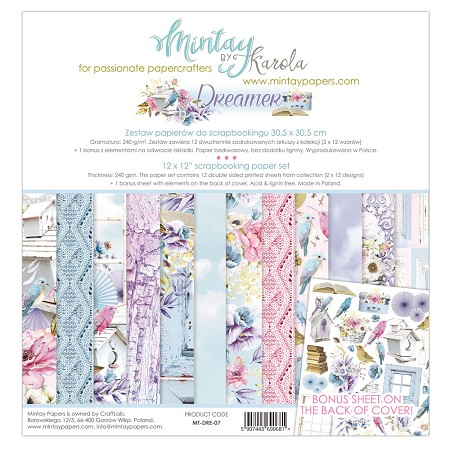 Mintay by Karola - Dreamer Collection - Collection Pack