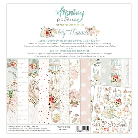 Mintay by Karola - Tiny Miracle Collection - Collection Pack