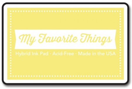 My Favorite Things - Hybrid Ink Pad - Banana Split