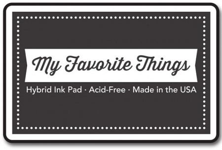 My Favorite Things - Hybrid Ink Pad - Steel Grey