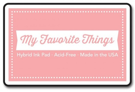 My Favorite Things - Hybrid Ink Pad - Cotton Candy