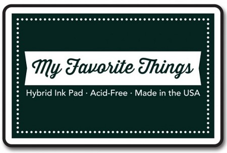 My Favorite Things - Hybrid Ink Pad - Timber Green