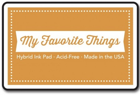 My Favorite Things - Hybrid Ink Pad - Safety Orange