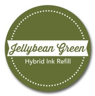 My Favorite Things - Hybrid Ink Refill - Jellybean Green
