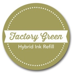 My Favorite Things - Hybrid Ink Refill - Factory Green