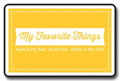 My Favorite Things - Hybrid Ink Pad - Daffodil