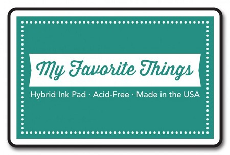 My Favorite Things - Hybrid Ink Pad - Green Eyed Monster