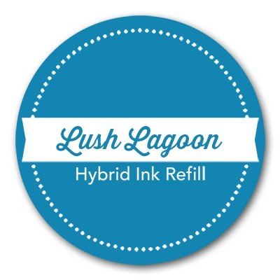 My Favorite Things - Hybrid Ink Refill - Lush Lagoon
