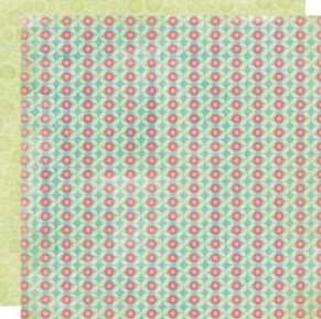 Fine and Dandy Double Sided Paper - Tickled Pink-Pretty