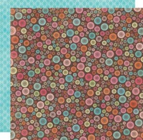 Fine and Dandy Double Sided Paper - Tickled Pink-Radiant