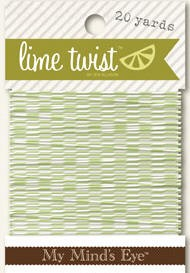 "Lime Twist - ""Spring"" Twine"