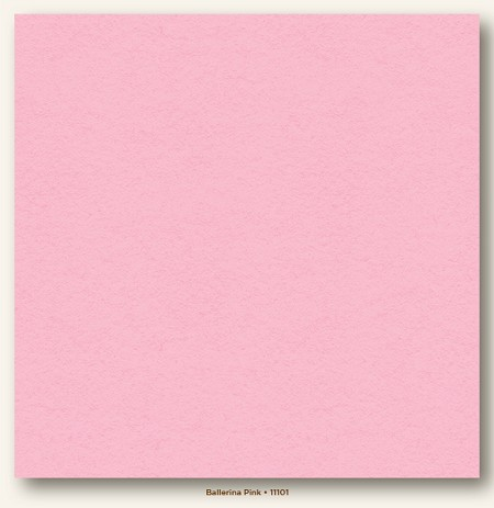 "My Mind's Eye - My Colors Cardstock - Heavyweight 12""x12"" - Ballerina Pink"
