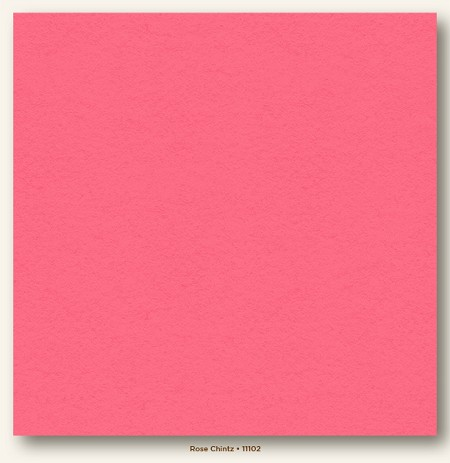 "My Mind's Eye - My Colors Cardstock - Heavyweight 12""x12"" - Rose Chintz"