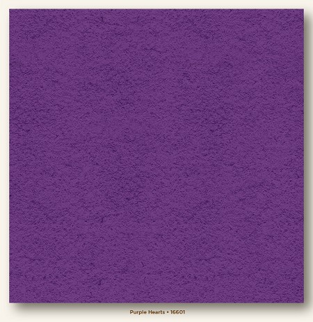 "My Mind's Eye - My Colors Cardstock - Heavyweight 12""x12"" - Purple Hearts"