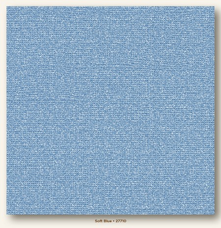 "My Mind's Eye - My Colors Cardstock - Glimmer 12""x12"" - Soft Blue"