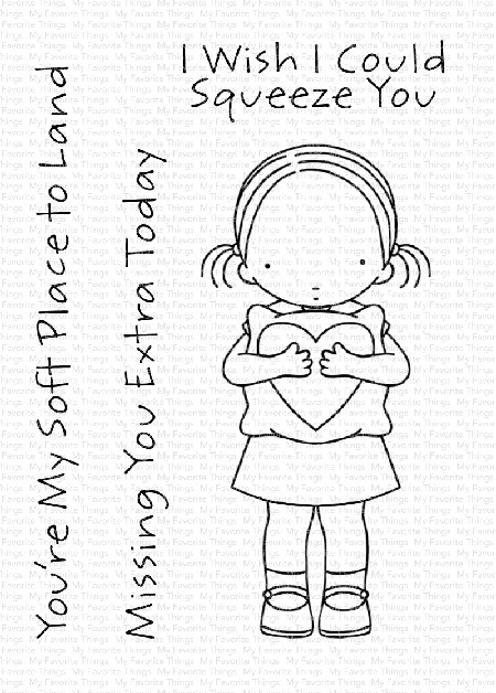 My Favorite Things - Clear Stamp - Pure Innocence Soft Place to Land