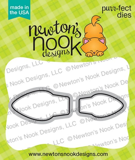 Newton's Nook - Cutting Die - Holiday Lights