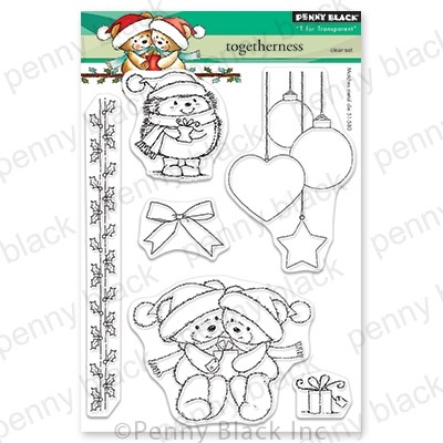 Penny Black - Clear Stamp - Togetherness