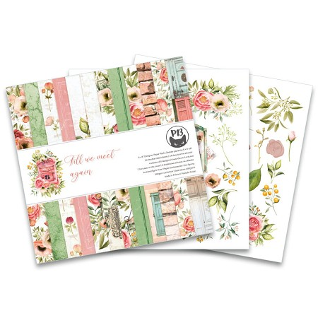 "Piatek 13 - Til We Meet Again Collection - 6""x6"" Paper Pad"