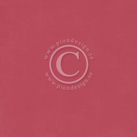 "Pion Design - Pion Design - Palette Solids - 12""x12"" Double Sided cardstock - Pion Red III"