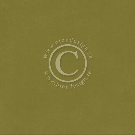 "Pion Design - Pion Design - Palette Solids - 12""x12"" Double Sided cardstock - Pion Olive I"