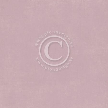 "Pion Design - Palette Solids - 12""x12"" Double Sided cardstock - Pion Dusty Rose II"