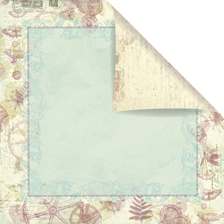 Prima Cardstock - Botanical Missing You