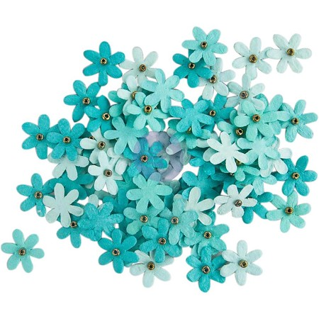 "Prima - Planner Flowers - Isla (80 tiny flowers - 0.5"")"