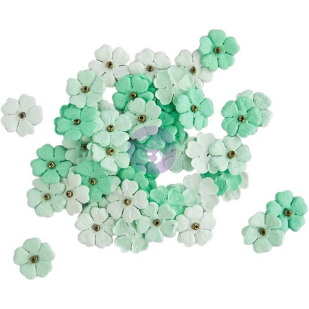 "Prima - Planner Flowers - Esme (60 tiny flowers - 0.625"")"